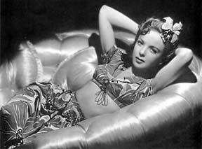 Vintage WWII Pinup Photo Ida Lupino