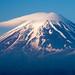 春の笠富士 by shinichiro*