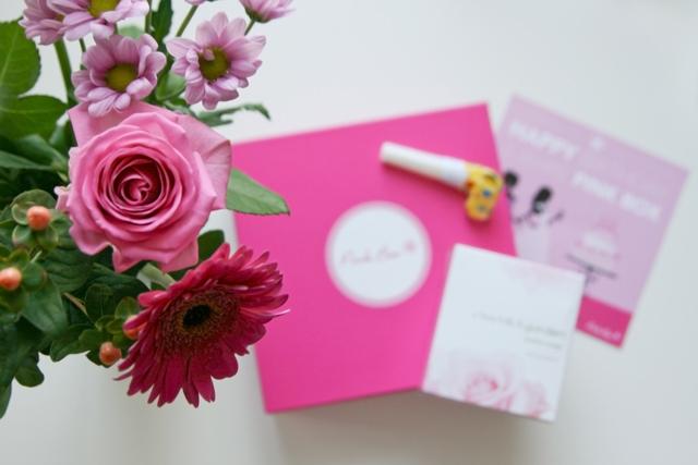 Pink Box April