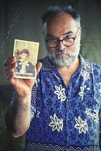 il nonno di me stesso...