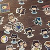 An amazing array of stickers from @github #fun