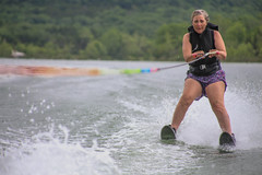 wakesurfing(0.0), boardsport(0.0), wakeboarding(0.0), skimboarding(0.0), surface water sports(1.0), waterskiing(1.0), water(1.0), sports(1.0), boating(1.0), extreme sport(1.0), water sport(1.0),