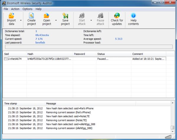 Wireless Security Auditor v4.0.211 Full