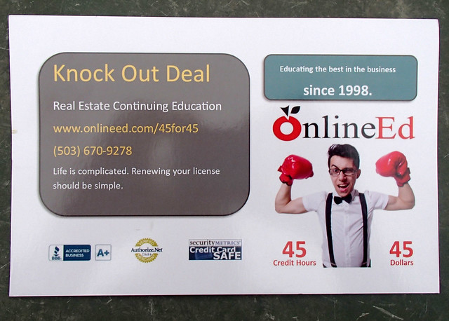 Online Ed Real Estate Continuing Education