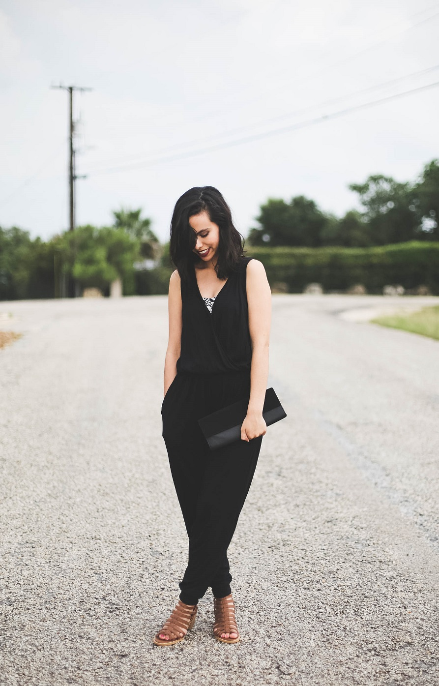 austin texas, austin fashion blog, austin fashion blogger, austin fashion, austin fashion blog, black jumpsuit, asos jumpsuit, petite jumpsuit, jumpsuits for petite girls