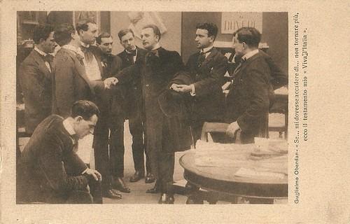 Alberto Collo in Guglielmo Oberdan, il martire di Trieste