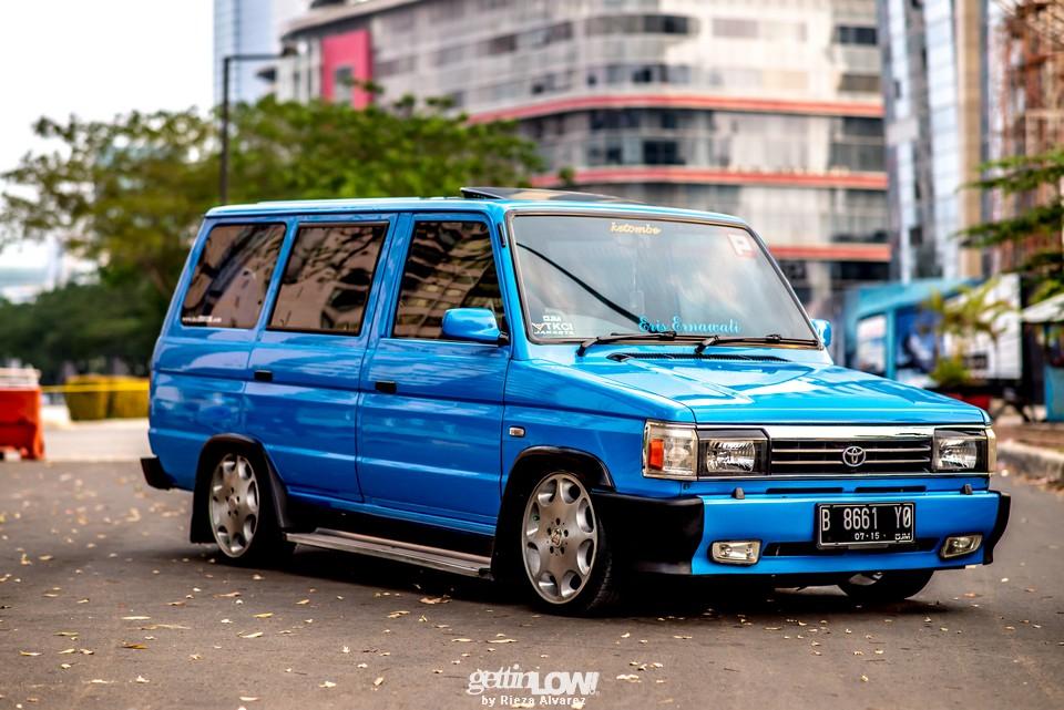Toha S 1996 Toyota Kijang Grand Extra
