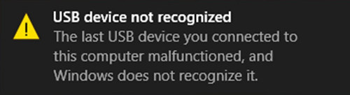 USB_Device_not_Recognized