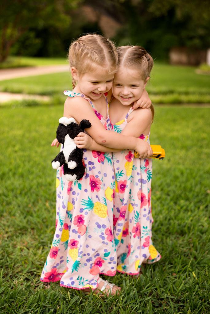 Best Friends Twins