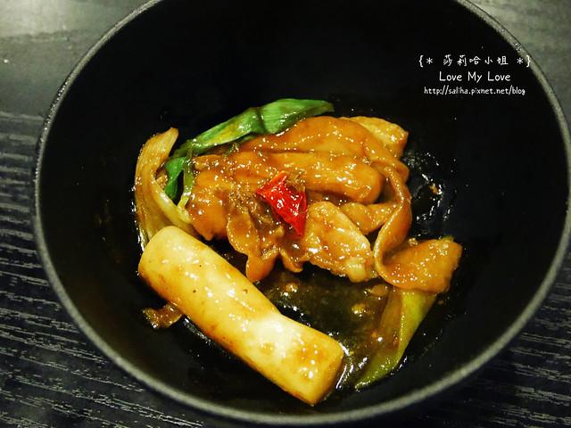台北市民大道熱炒快炒餐廳一品花雕雞 (15)