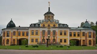 Obraz Schloß Belvedere. architecture 35mm germany deutschland weimar thüringen architektur schlossbelvedere nex6 sonynex6