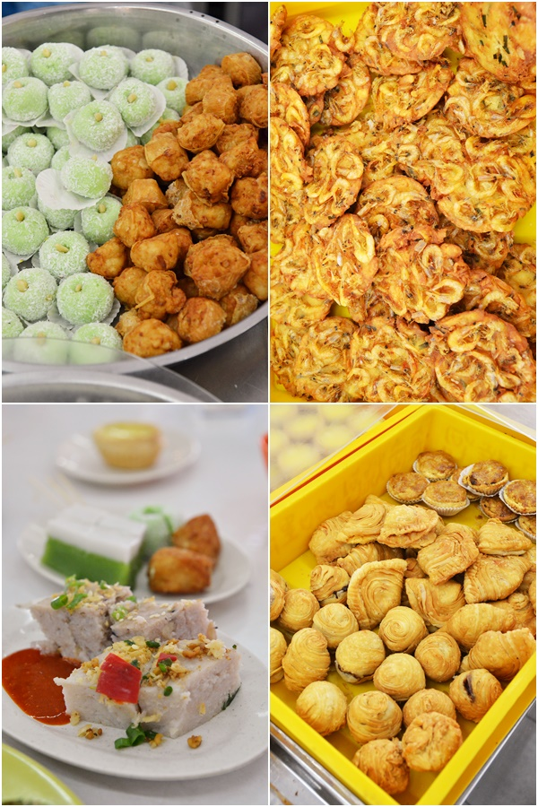 Various Snacks