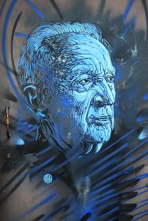 Portrait of Pierre Soulages