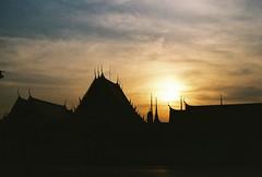 Wat Pho, Bankok, Thailand
