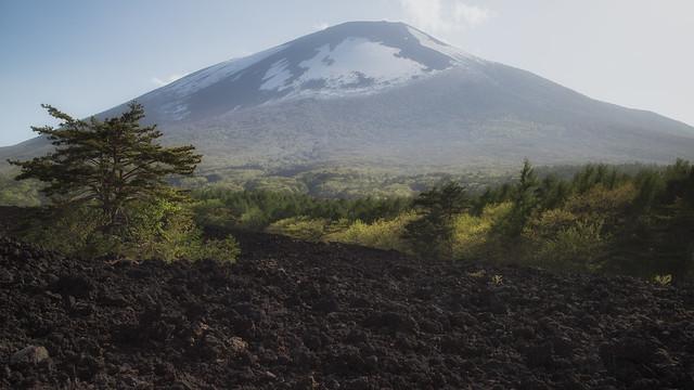 Yakibashiri Lava Flow