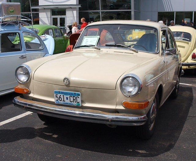 Twin Cities VWs Bug-In