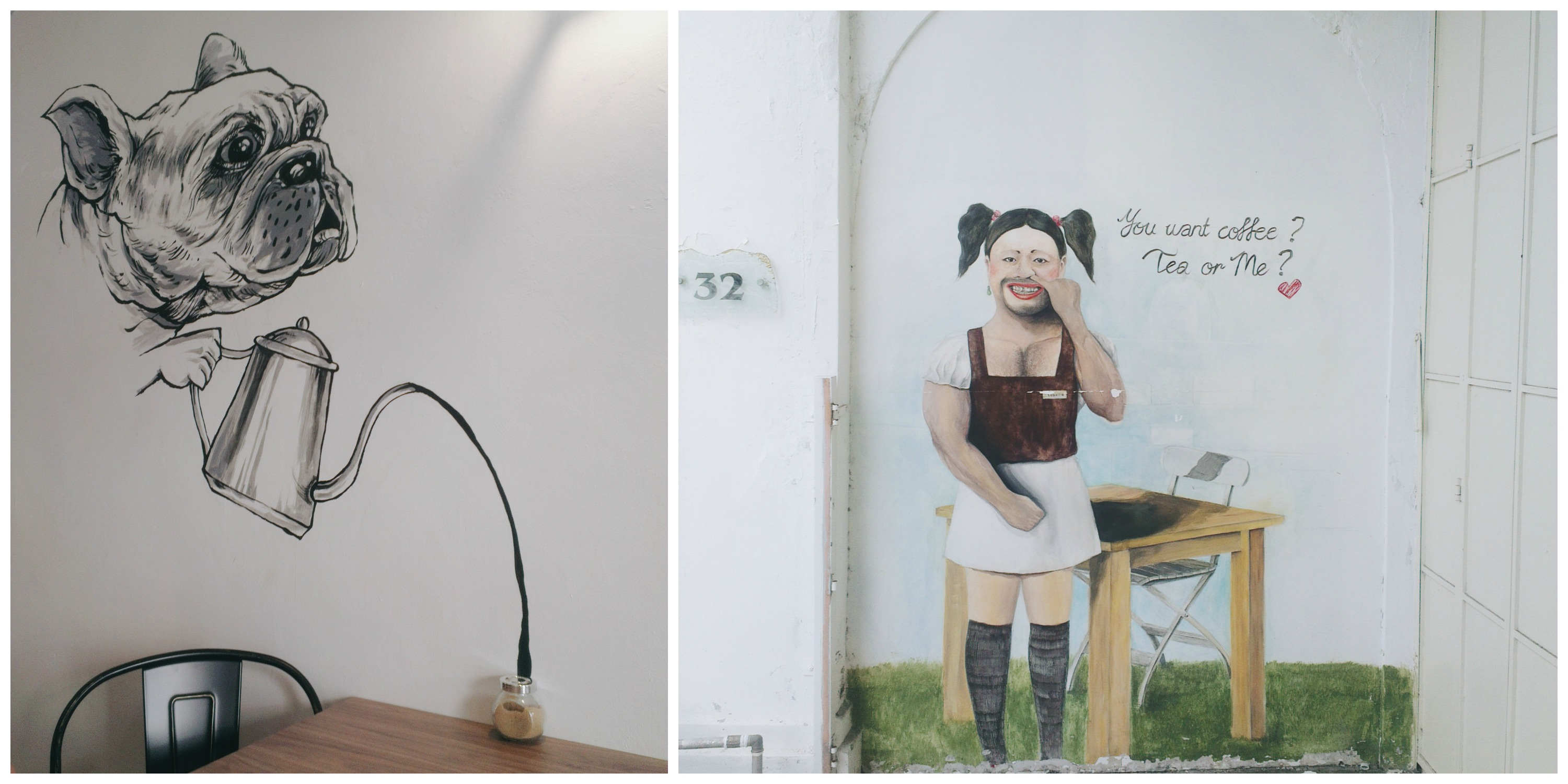 cute coffee shops in Penang