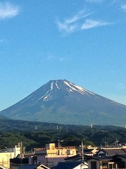 Mt.Fuji 富士山 5/30/2015