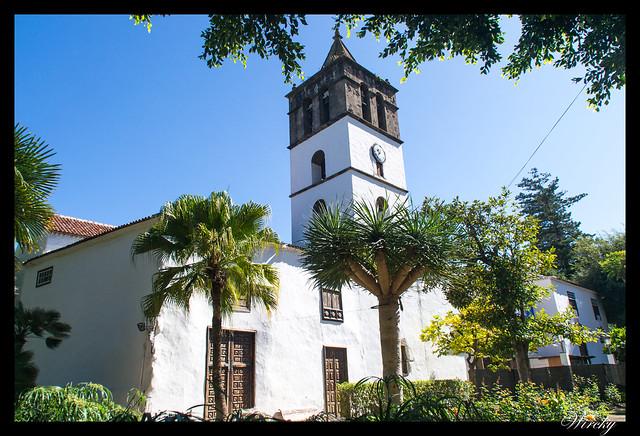 Icod de los Vinos ciudad drago milenario - Iglesia de San Marcos