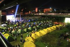 Camping at Brantas