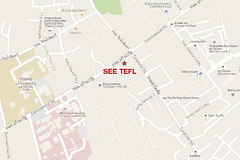 Zoom in Map for SEE TEFL - May, 2016