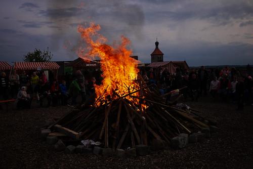 Walpurgisnacht 2016 - Burg Abenberg