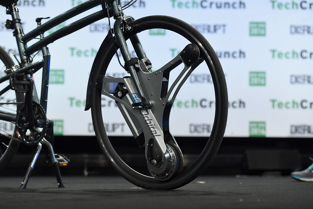 TechCrunch Disrupt NY 2016 - Day 3 from Flickr via Wylio