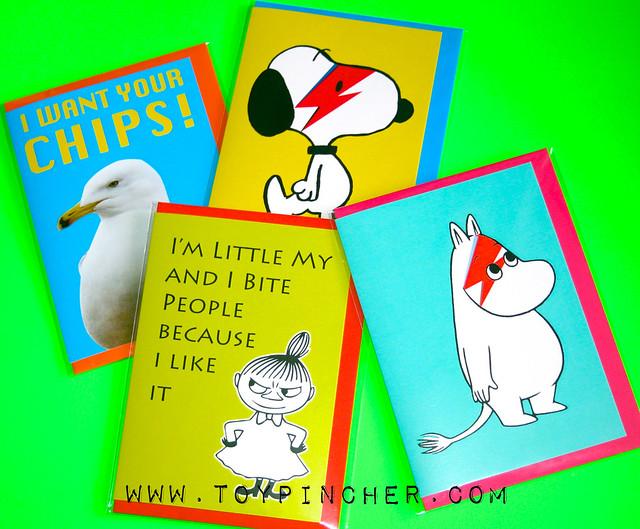 NEW TOYPINCHER CARDS!!!