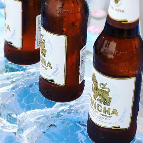 シンハービール。