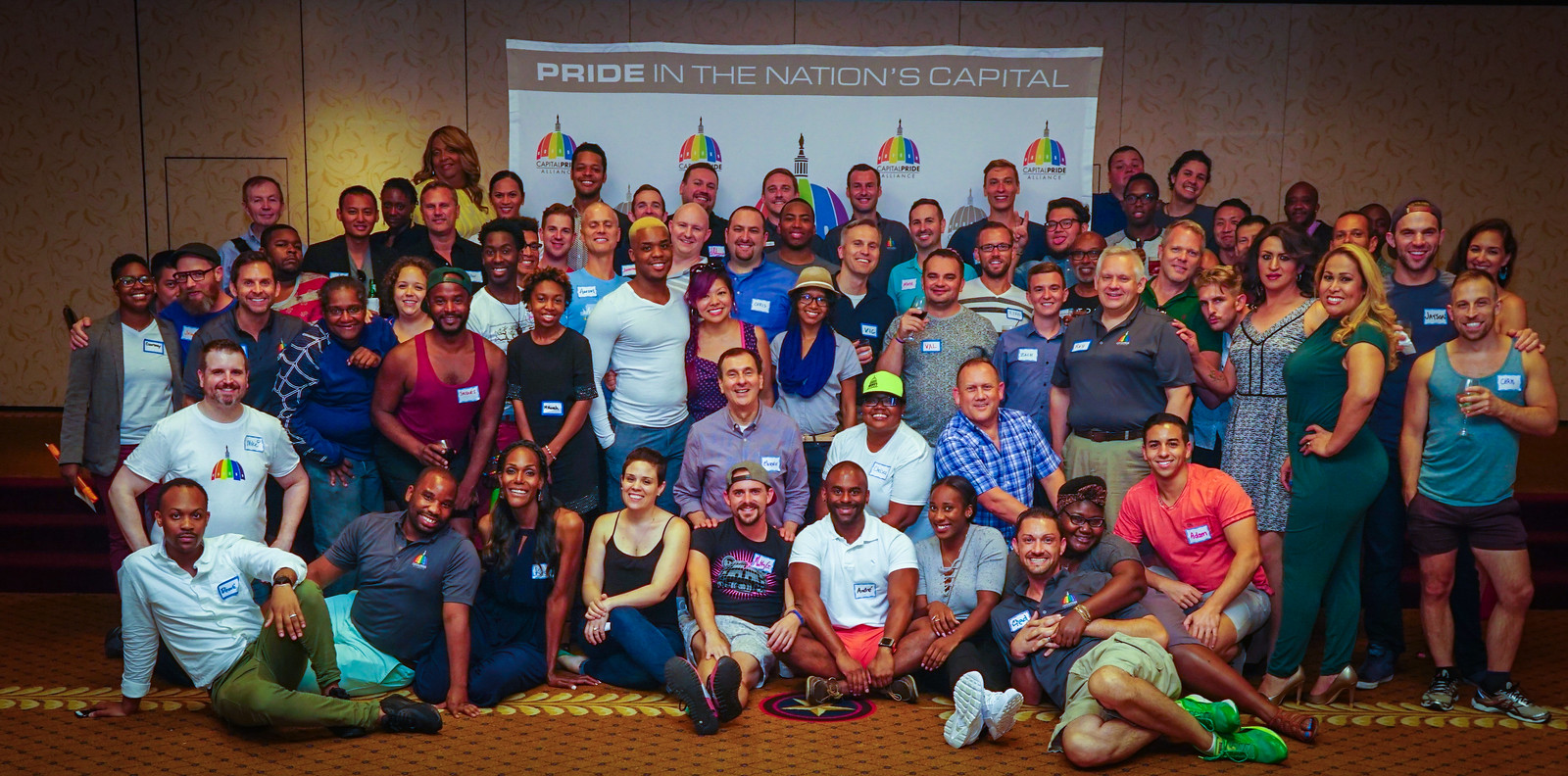 2016.07.28 Capital Pride Volunteer Appreciation Washington DC USA 07-5