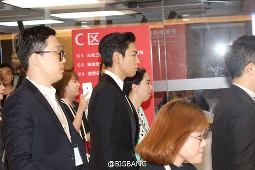 TOP - Shanghai International Film Festival - 11jun2016 - bigbangfanscom - 01