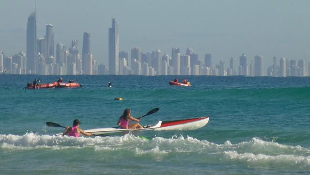 Rainbow Bay,Gold Coast.Qld