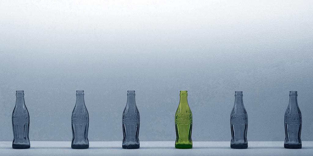 Coke Bottle Blues
