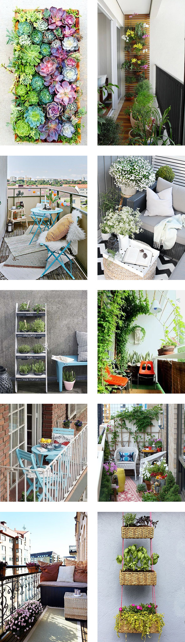 Monday inspirations balcony
