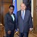Secretary General Receives Chief of Staff-Designate