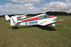 G-BWMB Popham