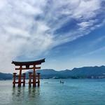 O-torii gate, miyajama Island (Hiroshima)