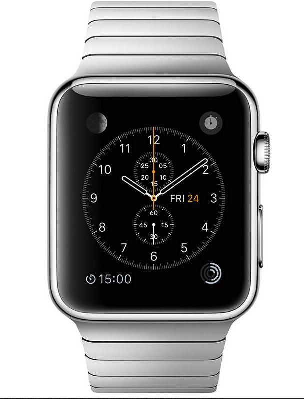 Giao diện apple watch