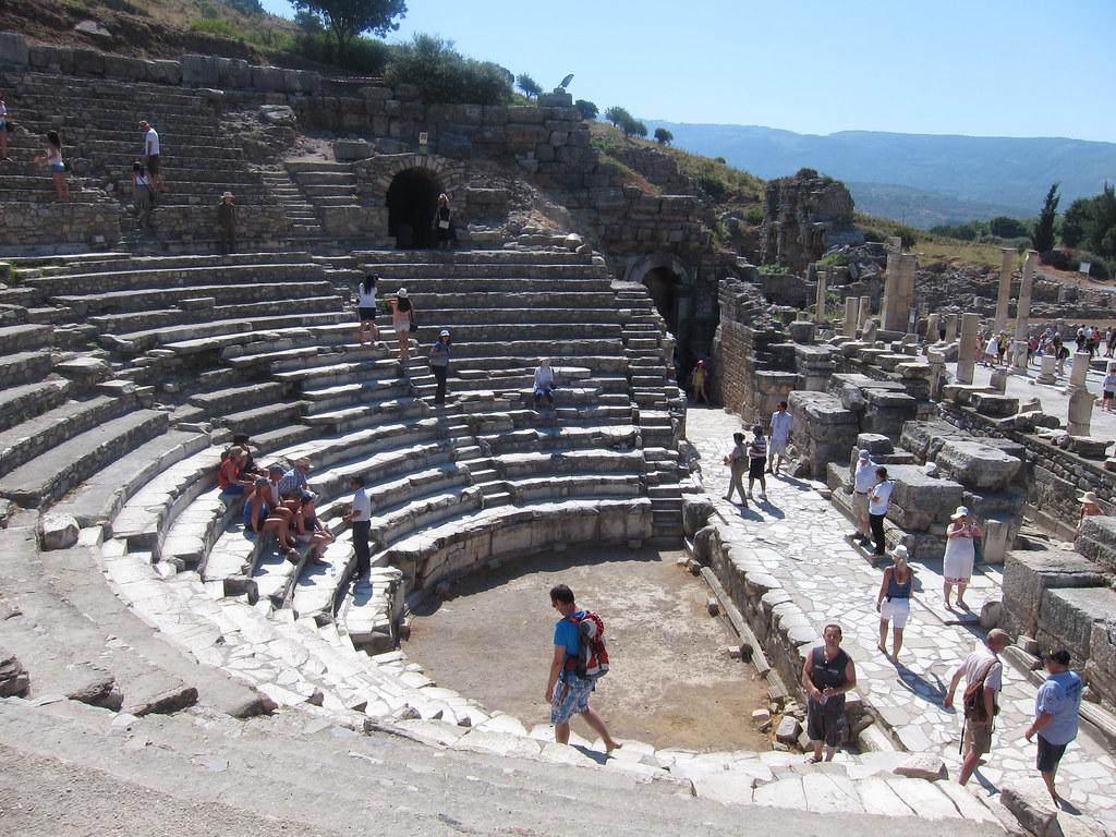 艾菲索斯Efes音樂廳