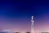 Irridum-64 flare vs GSM Tower