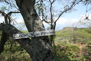 Camino Real, Barichara to Guane, near San Gil