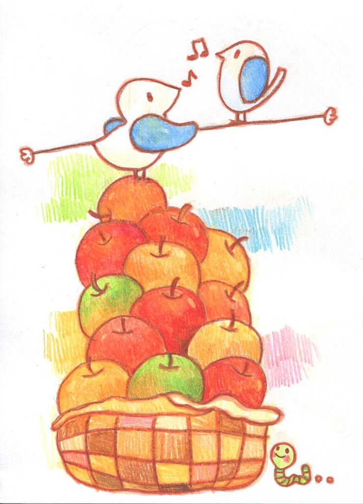 LuLuBiBi與十三顆蘋果