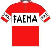 Faema - Giro d'Italia 1956