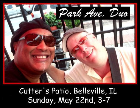 Park Ave. Duo 5-22-16