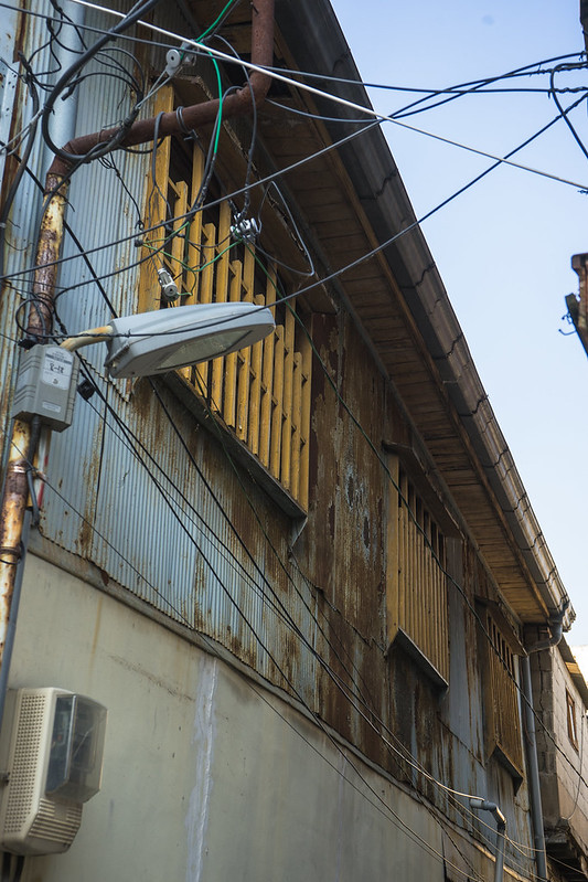 Colonial Japanese-style building, Mokpo, South Korea