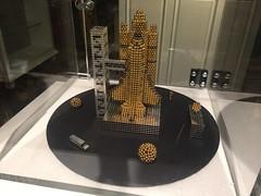 Harrods Space Shuttle display for Nanodots by dancondonjones