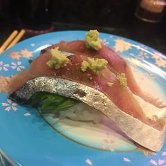 二日酔いには寿司!