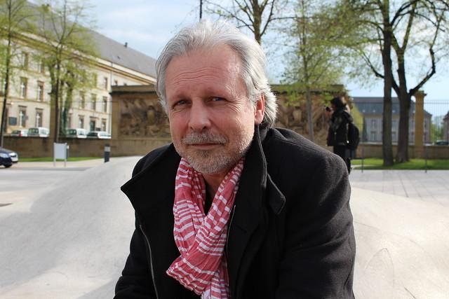Thierry Bellefroid (Livrés à domicile, RTBF) - Festival Le Livre à Metz