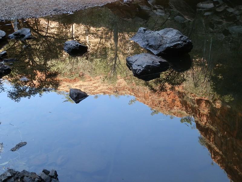 Black Rock Falls, Ngamoowalem Conservation Park