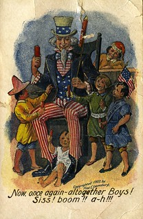 Uncle Sam and his Children